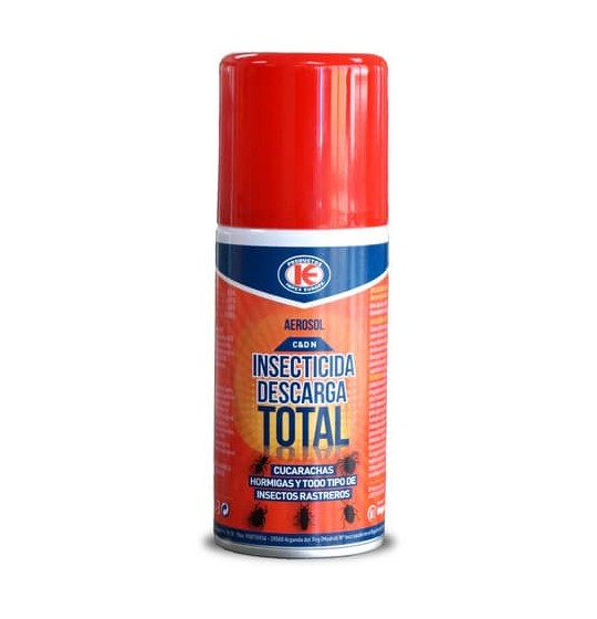 Insecticida Descarga Total...